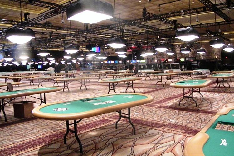 Зал Amazon Room в казино Rio
