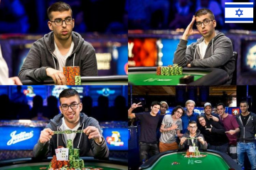 2015 WSOP 11-й Ивент ($1 500 $1,500 No-Limit Hold'em 6-Handed): Победа израильтянина Идана Равива