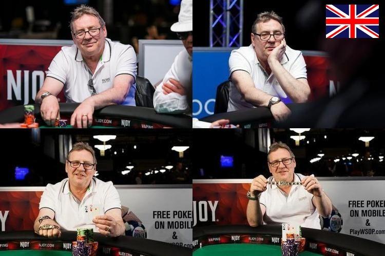2015 WSOP 18-й Ивент ($1 000 Turbo No-Limit Hold'em): Победу одерживает Джон Гейл