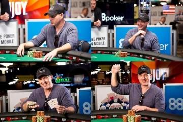 2015 WSOP 19-й Ивент ($3 000 Limit Hold'em 6-Handed). Браслет достается Мэтту Элсби