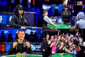 2015 WSOP 28-й Ивент (MONSTER STACK $1 500 No-Limit Hold'em). Перри Шиао становится миллионером