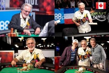 2015 WSOP 34-й Ивент ($1 500 Split Format Hold'em). Второй браслет ветерана покера Андре Бойера