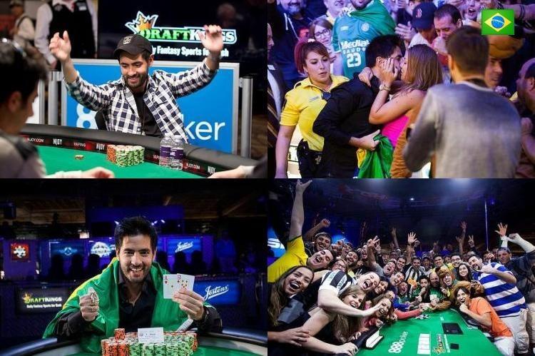 2015 WSOP 38-й Ивент ($3 000 No-Limit Hold'em). Выигрывает бразилец Тиаго Нишийима