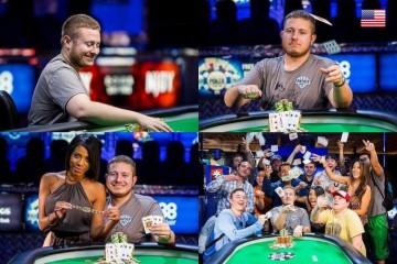 2015 WSOP 39-й Ивент ($1 500 Ten-Game Mix). Второй браслет 2015 WSOP для Брайана Хастингса