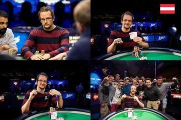 2015 WSOP 42-й Ивент ($1 500 Extended Play No-Limit Hold'em). Браслет выигрывает Адриан Апманн