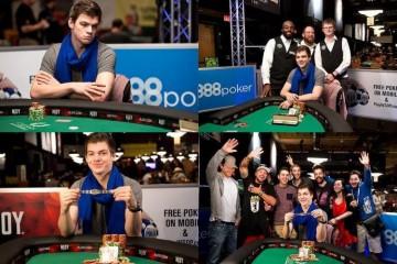 2015 WSOP 8-й Ивент ($1 500 Pot-Limit Hold'em): Победителем становится Пол Михаэлис