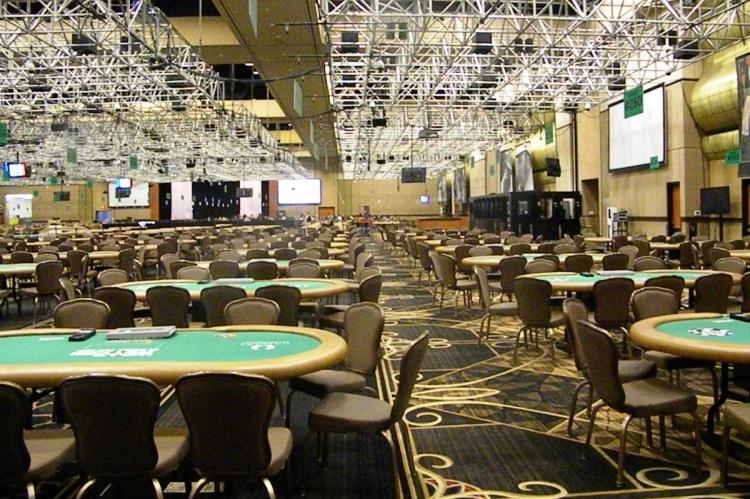 Зал Pavilion Room в казино Rio