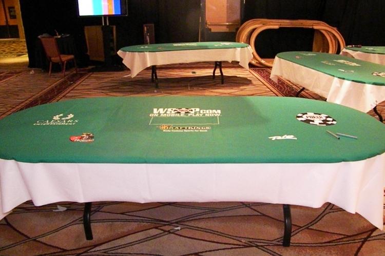 В будущем стол WSOP