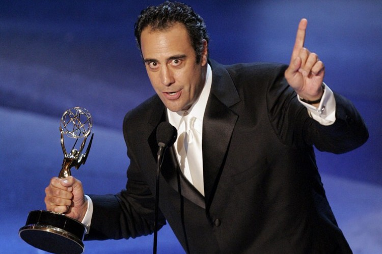 Один из участников Super High Roller Celebrity Shootout Брэд Гэррет (Brad Garrett)