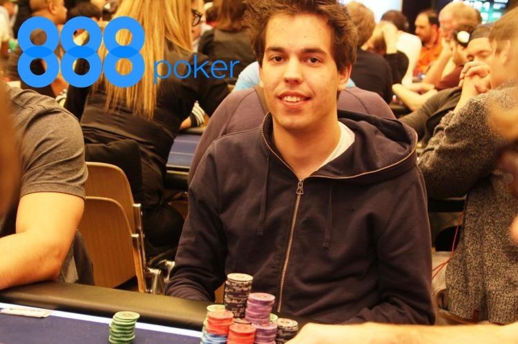 Доминик Ницше присоединяется к команде 888Poker