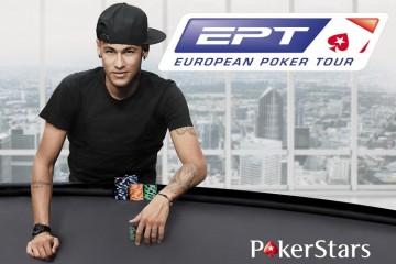 PokerStars дает шанс встретиться с Неймаром на EPT Barcelona