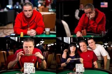 WSOP 2015 48-й Ивент ($1 500 Seven Card Stud). Победа Эли Элезры