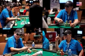 WSOP 2015 49-й Ивент ($1 500 Pot-Limit Omaha Hi-Lo 8 or Better). Браслет забирает Йонг Джи