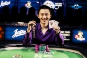 WSOP 2015 50-й Ивент ($10 000 Limit Hold'em Championship). Победу одерживает Бен Йу