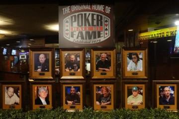 Зал славы покера (Poker Hall of Fame). Стартовал период выбора номинантов