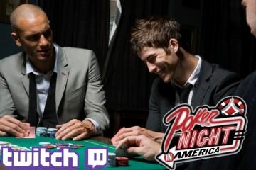 Poker Night in America проведет кэш-игру с тематикой Twitch