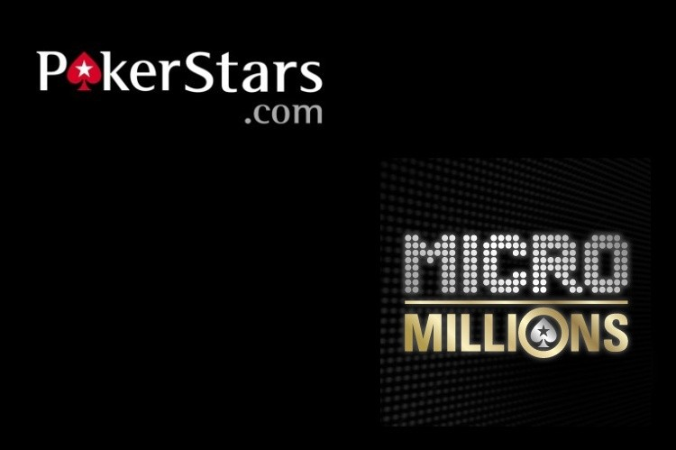 PokerStars MicroMillions 11 Main Event выигрывает канадец «Nolet20»