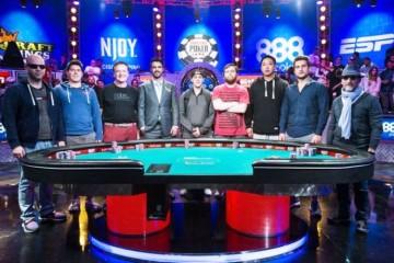 WSOP 2015. Ноябрьская девятка
