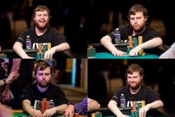WSOP 2015. Позади MAIN EVENT Day 4