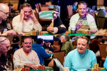 WSOP 2015. Позади MAIN EVENT Day 5