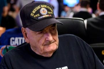 Самый возрастной участник в призовой зоне WSOP Main Event в истории