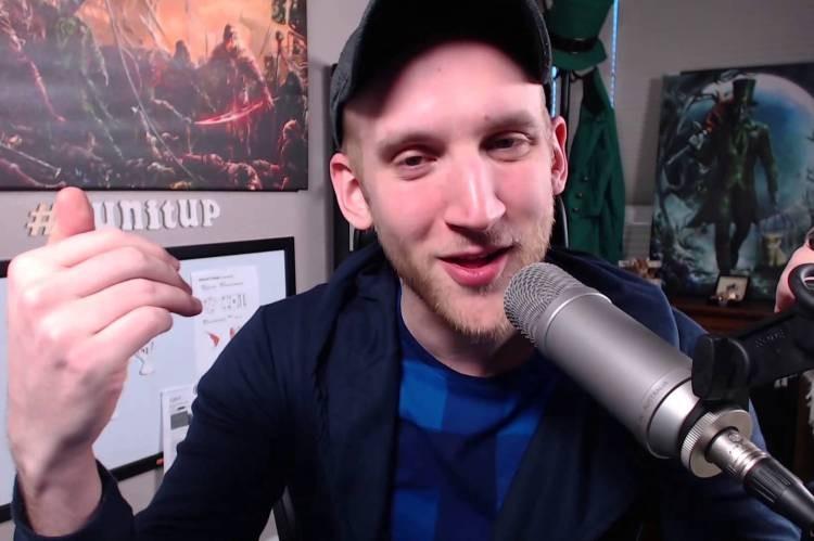 Джейсон Сомервилль подписывает соглашение с Twitch