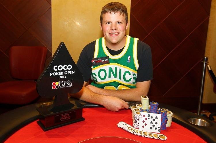 Мэтт Аффлек одержал победу в Coco Poker Open Championship