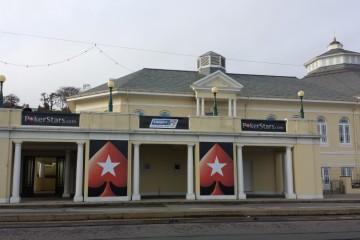 PokerStars выполнил обещание провести на острове Мэн световое шоу