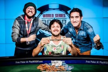 WSOP Europe 2015: Первый уругвайский чемпион WSOP