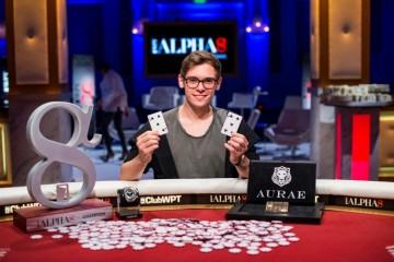 Новости покера: Федор Хольц одержал победу в WPT 2015 Alpha8 Las Vegas