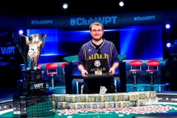 Новости покера: Кевин Эйстер побеждает в WPT 2015 Five Diamond Main Event