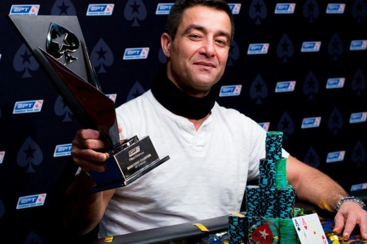 Новости EPT12 Prague: Хоссейн Энсан побеждает в главном турнире