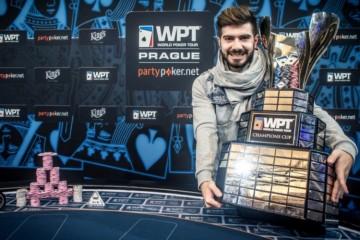 Новости покера: Главный турнир WPT 2015 Prague выигрывает Хавьер Гомес