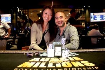 Новости покера: Aussie Millions 2016 A$ 25 000 Challenge выиграл