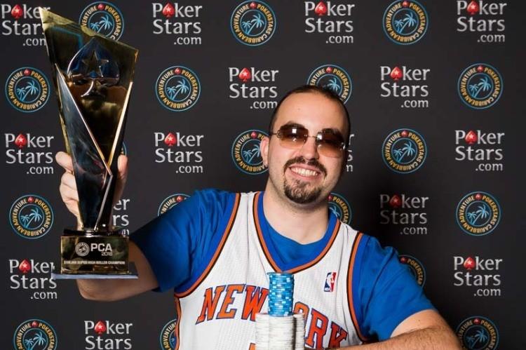 Новости покера PCA 2016: Брайн Кенни выиграл $ 100 000 Super High Roller