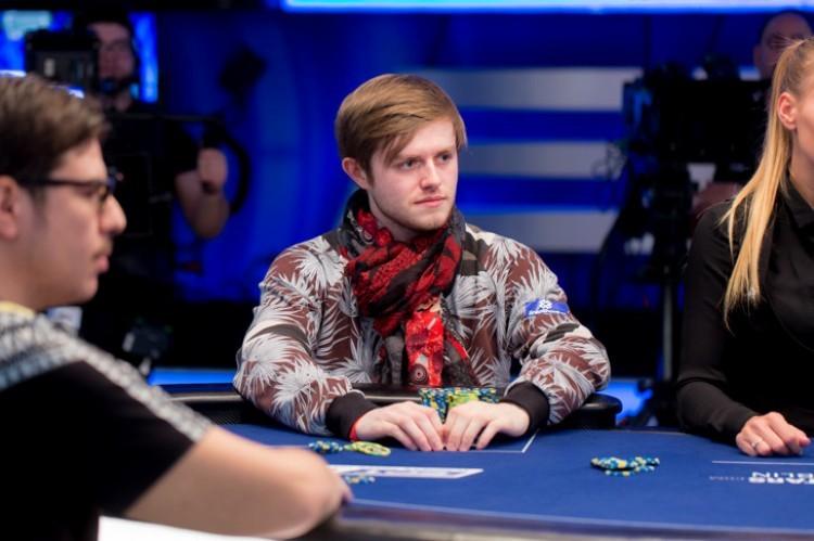 Новости покера: итоги турнира EPT12 Dublin € 10 300 Single-Day High Roller