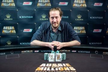Новости покера: турнир Aussie Millions 2016 за $ 250 000 выиграл О'Двайер