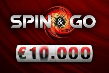 Новости покера: Игрок из России получил $ 1 млн за победу в Spin & Go на PokerStars