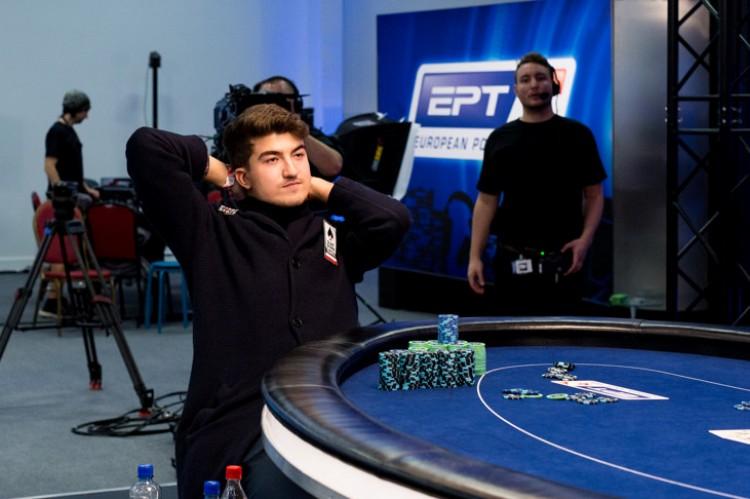 Новости покера: Дмитрий Урбанович посетил этап WSOP Circuit в Грузии