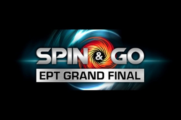 Новости покера: PokerStars разыгрывает места на EPT12 Grand Final в Spin & Go за € 10