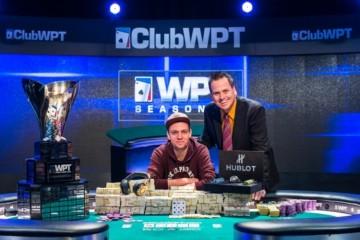 Новости покера: главный турнир WPT 2016 Bay 101 Shooting Star выиграл студент