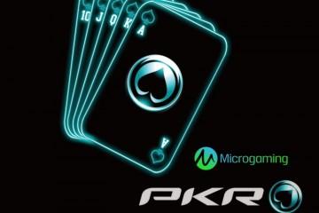 Новости покера: PKR стал частью Microgaming Poker Network (MPN)
