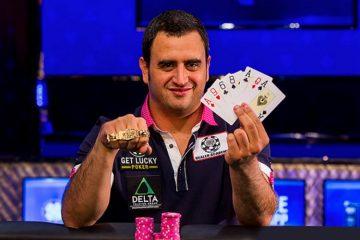 Роберт Мизрахи стал победителем Seven Card Stud Championship 2016