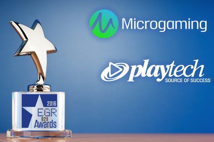 EGR B2B Awards 2016: Playtech и Microgaming победили в покерных номинациях